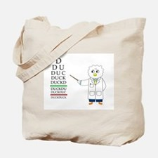 Eye Exam Tote Bag