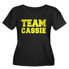 TEAM CASSIE Plus Size T-Shirt