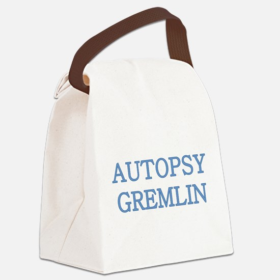 Autopsy Gremlin Canvas Lunch Bag