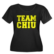 TEAM CHIU Plus Size T-Shirt