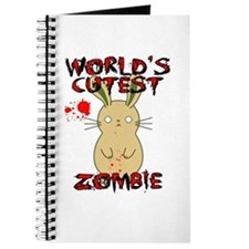 Worlds Cutest Zombie Journal