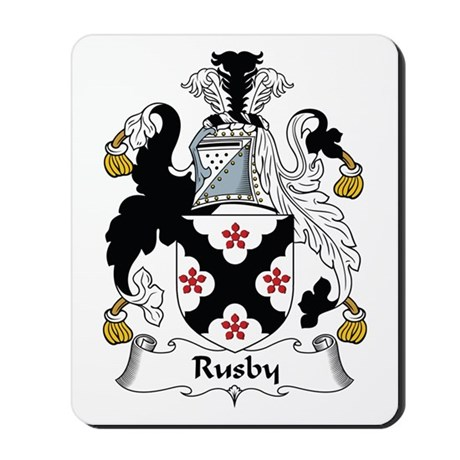 Rusby Mousepad