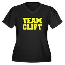 TEAM CLIFT Plus Size T-Shirt