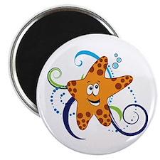 Star Fish Magnets