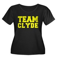 TEAM CLYDE Plus Size T-Shirt