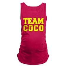 TEAM COCO Maternity Tank Top