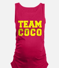 TEAM COCO Maternity Tank Top