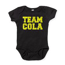 TEAM COLA Baby Bodysuit