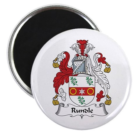 "Rundle 2.25"" Magnet (10 pack)"