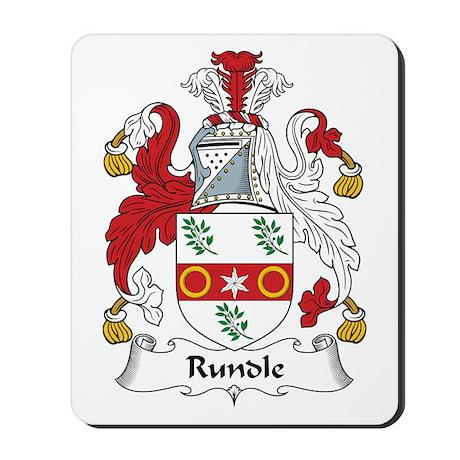 Rundle Mousepad