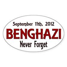 Benghazi Decal