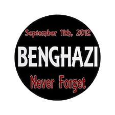 "Benghazi 3.5"" Button (100 pack)"