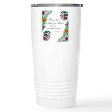 Cute Gardening Travel Mug