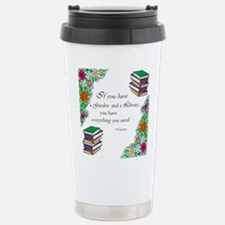 Funny Library Travel Mug