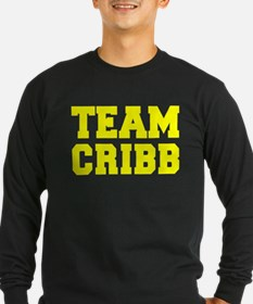 TEAM CRIBB Long Sleeve T-Shirt
