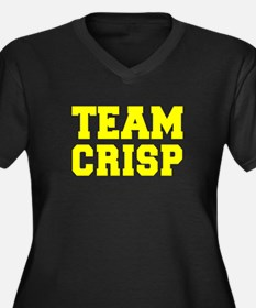 TEAM CRISP Plus Size T-Shirt