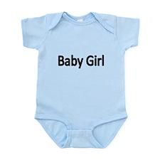 Baby Girl 4 Body Suit