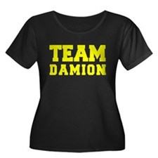 TEAM DAMION Plus Size T-Shirt