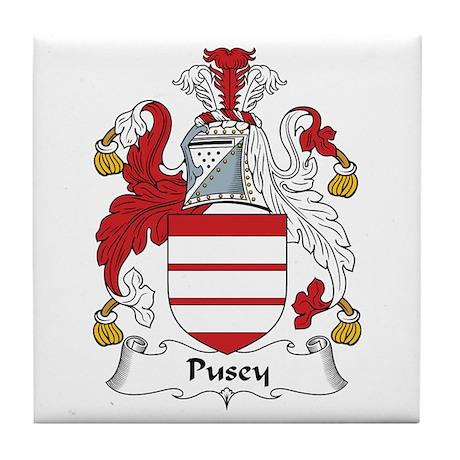 Pusey Tile Coaster