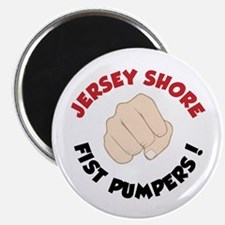 JERSEY SHORE FIST PUMPERS ! Magnets