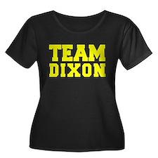 TEAM DIXON Plus Size T-Shirt
