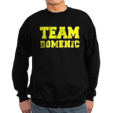 TEAM DOMENIC Sweatshirt