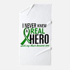 Cerebral Palsy Real Hero 2 Beach Towel