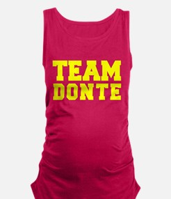 TEAM DONTE Maternity Tank Top