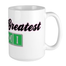 World's Greatest Mimi (2) Mug