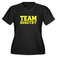 TEAM DOROTHY Plus Size T-Shirt