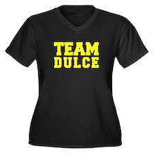 TEAM DULCE Plus Size T-Shirt