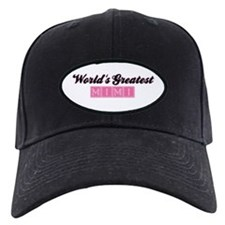 World's Greatest Mimi (1) Baseball Hat