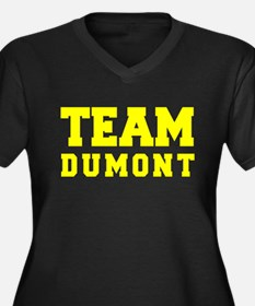 TEAM DUMONT Plus Size T-Shirt