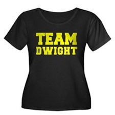 TEAM DWIGHT Plus Size T-Shirt
