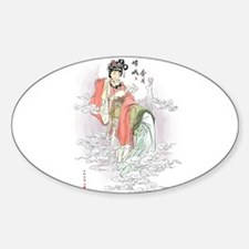 Chinese Moon Goddess Decal