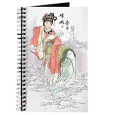 Chinese Moon Goddess Journal