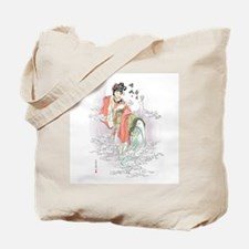 Chinese Moon Goddess Tote Bag