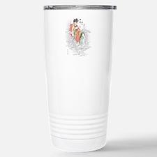 Chinese Moon Goddess Travel Mug