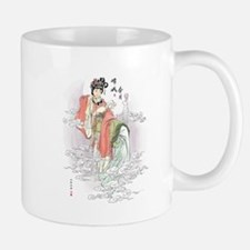 Chinese Moon Goddess Mugs