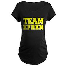 TEAM EFREN Maternity T-Shirt