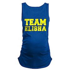 TEAM ELISHA Maternity Tank Top