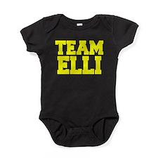 TEAM ELLI Baby Bodysuit