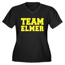 TEAM ELMER Plus Size T-Shirt