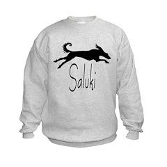 Art Deco Saluki Sweatshirt