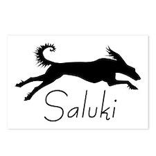 Art Deco Saluki Postcards (Package of 8)