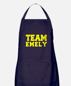 TEAM EMELY Apron (dark)