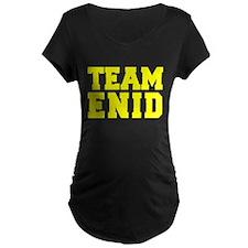 TEAM ENID Maternity T-Shirt