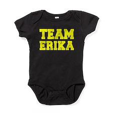 TEAM ERIKA Baby Bodysuit