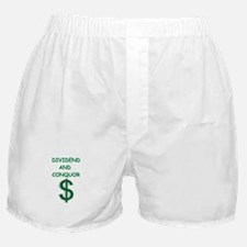 dividends Boxer Shorts