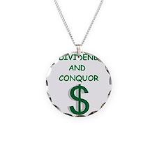 dividends Necklace